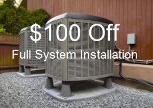 heating and cooling contractor Spalding county
